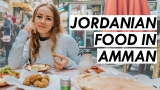 THE FOOD HEAVEN IN AMMAN | Jordan My Love
