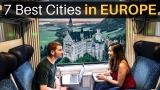 7 Best Cities in EUROPE