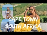 CAPE TOWN SOUTH AFRICA TRAVEL VLOG