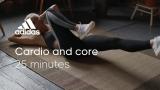 25 min Cardio & Core Workout with Zanna van Dijk...