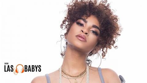 La rapera dominicana, Melii habló Entre Las Babys
