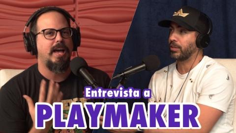 Playmaker me manda fuego en pleno programa 🔥😱🔥