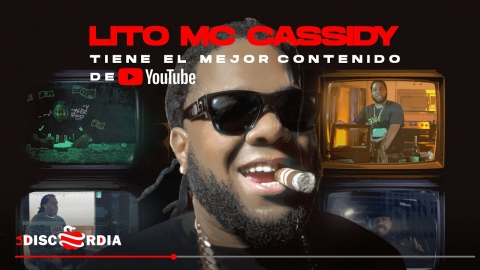 """¡LITO MC CASSIDY Habla De """"El Gran Robo 2"""" Junto a Daddy Yankee..."""