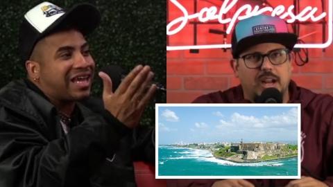 En Puerto Rico somos unos HATERS