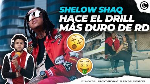 """SHELOW SHAQ ROMPE INSTRUMENTAL DE DRILL """"CABRON COMO LOS MORENO""""..."""