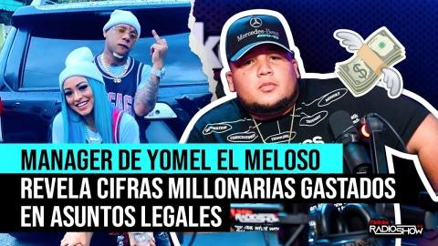 MANAGER DE YOMEL EL MELOSO ROMPE EL SILENCIO &...