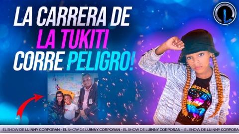 """LA TUKITI CON SERIOS PROBLEMAS EN SU CARRERA """"PROCURADURÍA..."""