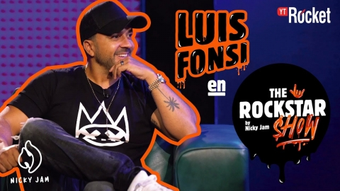 THE ROCKSTAR SHOW By Nicky Jam 🤟🏽 - Luis Fonsi | Capítulo 4