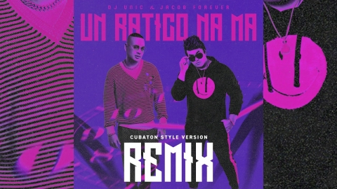 Dj Unic, Jacob Forever - Un ratico na ma Remix (Audio Cover)