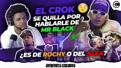EL CROK ESTA CON ALFA O ROCHY? MONTA PILA AL TRATOL. SE KILLA CON...