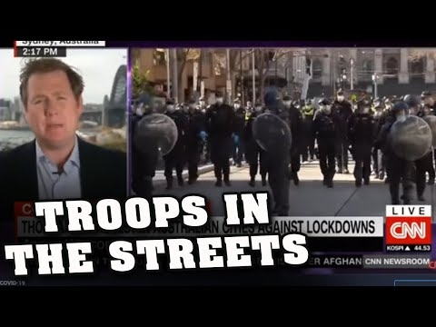 Shutting it ALL Down & Troops in the Streets for ONE?... Just ONE!