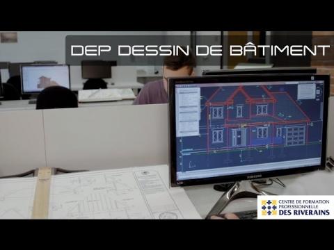 DEP | Dessin de bâtiment