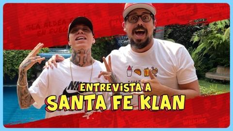 Santa Fe Klan peleaba a puños todos los días 🇲🇽🇲🇽🇲🇽 (HISTORIA DEMENTE)