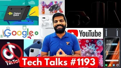 Tech Talks #1193 - iPhone 12 Leaks, Samsung 5...