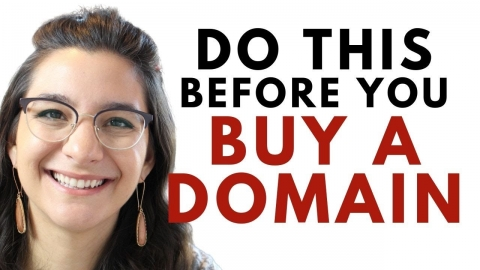 Choosing a Domain Name: Do This FIRST!