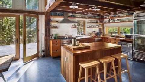 20+ Modern Rustic Kitchen Design Ideas