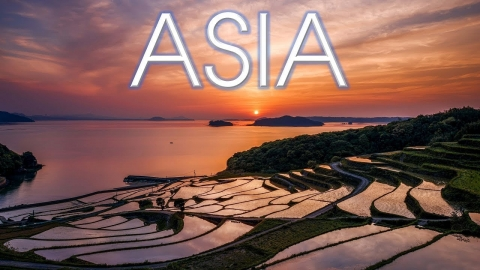 10 Most Beautiful Countries in Asia
