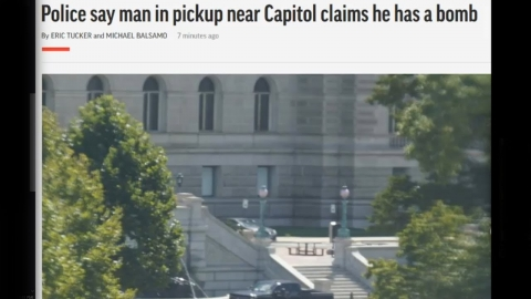 Breaking! What's REALLY Going on at the Library of Congress in D.C.?