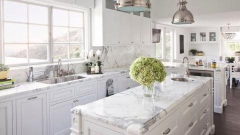 20 Fresh White Kitchen Designs