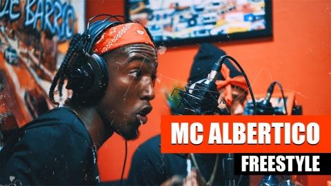DJ Scuff x MC Albertico - Freestyle #17 2da TEMP #ERRORDEBARRIO