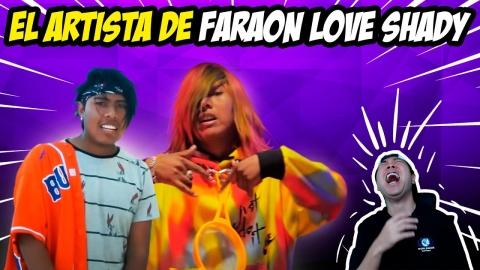 FARAON LOVE SHADY FIRMA A SU ARTISTA 😂 REACCIÓN YUSMER ESTILFER...