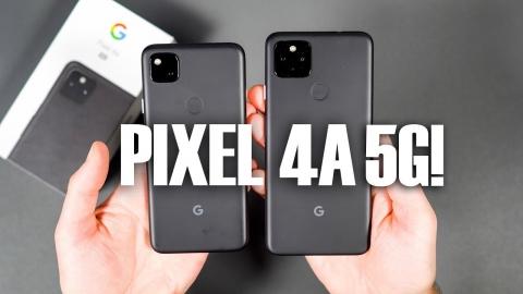 PIXEL 4A 5G UNBOXING!