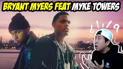 BRYANT MYERS FEAT. MYKE TOWERS 😱😂