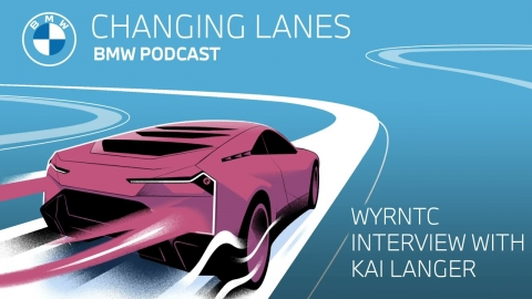 The designer behind BMW i – Interview with Kai Langer  - Changing Lanes #042. The BMW Podcast.