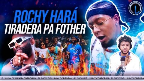 """ROCHY RD HACE TIRADERA PARA EL FOTHER RD """"LO HUMILLA CON KIRY..."""
