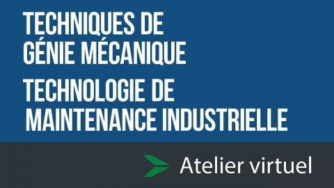 Techniques de génie mécanique et Technologie de maintenance...