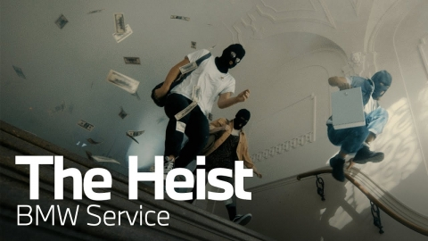 The Heist: #WhateverHappens BMW Service is here to help