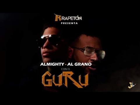 Fuerte discusión entre Almighty y El Guru