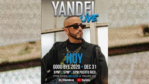 Yandel Live - Goodbye 2020