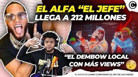 """SINGAPUR DEL ALFA """"EL JEFE"""" LLEGA A 212 MILLONES """"EL DEMBOW..."""
