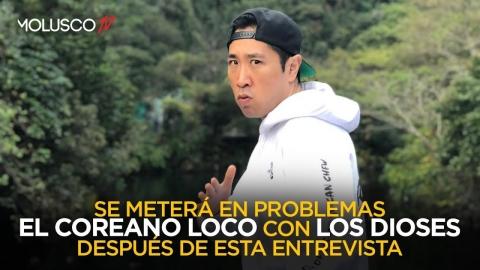 Coreano Loco se meterá el problema con Los Dioses y Bad Bunny después de esta entrevista 😳🤦🏻♂️