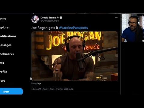 Millions HATE What Joe Rogan Said About V@xx Passports!