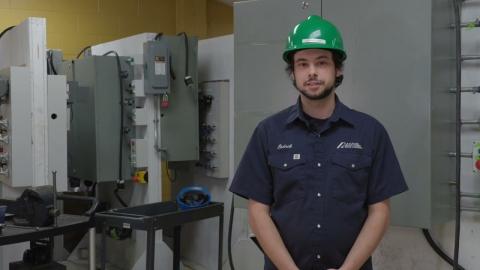 DEP | Mécanique industrielle de construction et d'entretien