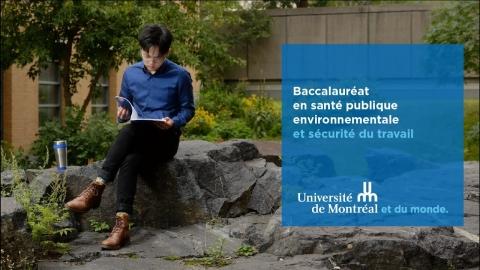 Baccalauréat en santé publique environnementale et sécurité du...