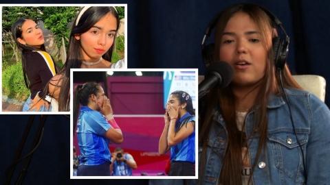 Adriana Diaz habla de su hermana, Melany Diaz