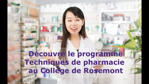 DEC | Techniques de pharmacie