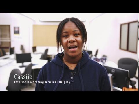 DVS in Interior decorating & visual display