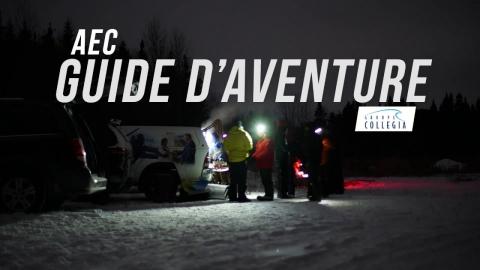 AEC | Guide d'aventure - Randonnée d'hiver