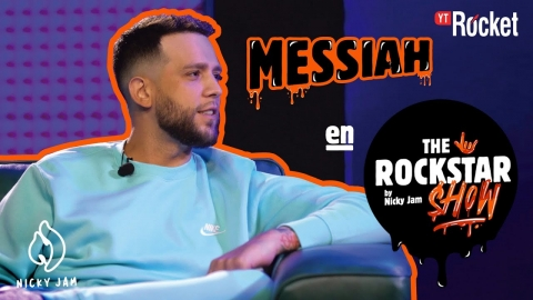 THE ROCKSTAR SHOW By Nicky Jam 🤟🏽 - Messiah | Capítulo 9