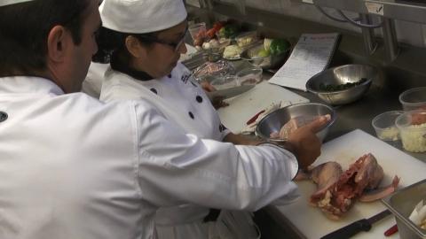DEP   Cuisine et service de la restauration