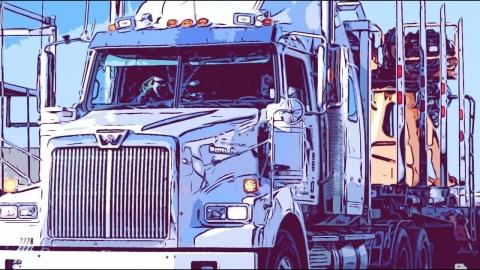 DEP | Transport par camion