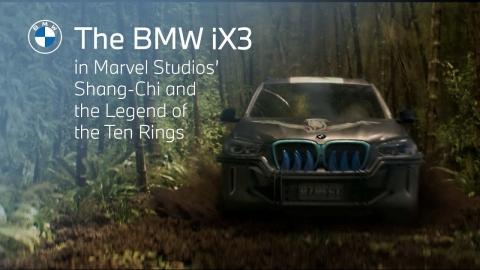 See the BMW iX3 in Marvel Studios' Shang-Chi and the Legend of the...
