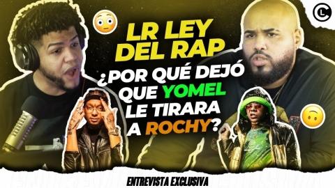 LR HABLA DEL LIO DE ROCHY RD Y YOMEL EL MELOSO....