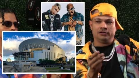 Jowell habla de los sold out en el Coliseo de Puerto Rico