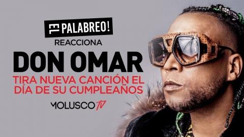 Don Omar saca música en su cumpleaños y #ElPalabreo le canta y se...