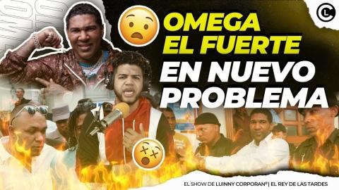 """OMEGA EL FUERTE EN PROBLEMAS POR VIDEO VIRAL """"NUEVO LÍO"""" ABOGADO..."""